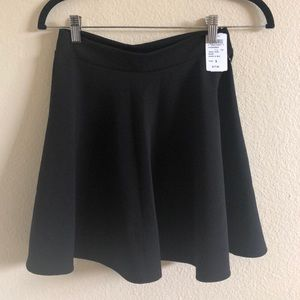 Windsor Skirt - fit and flare, black, new w/ tags